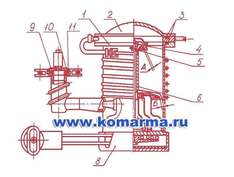 Насос НВДМ-160