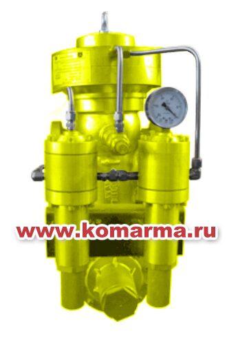 Регулятор давления газа РД-16-50