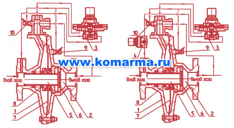 Фланец Ду 100 Ру 16 (Экспорт)